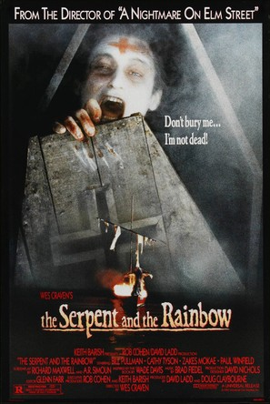 The Serpent and the Rainbow - Movie Poster (thumbnail)