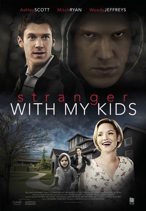 A Stranger with My Kids - Canadian Movie Poster (thumbnail)