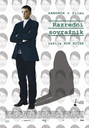 Razredni sovraznik - Slovenian Movie Poster (thumbnail)