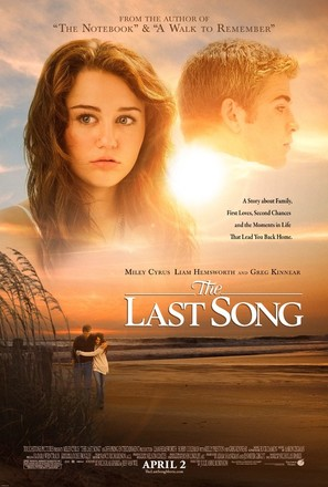 The Last Song - Movie Poster (thumbnail)