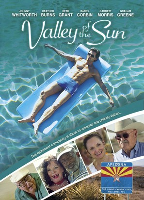 Valley of the Sun - DVD cover (thumbnail)
