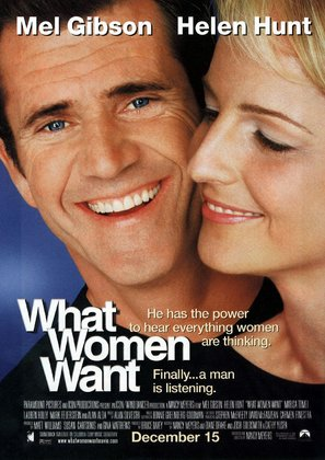 What Women Want - Movie Poster (thumbnail)