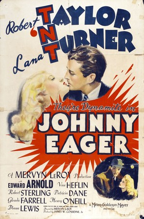 Johnny Eager - Movie Poster (thumbnail)