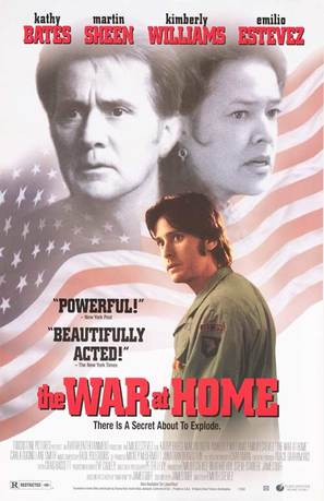 The War at Home - Movie Poster (thumbnail)