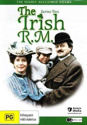"""The Irish R.M."" - Australian DVD cover (thumbnail)"