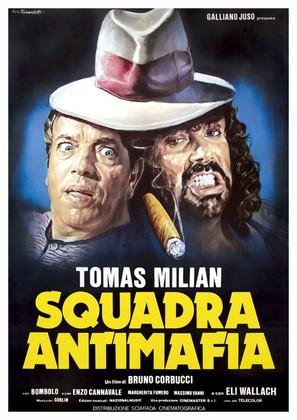 Squadra antimafia - Italian Movie Poster (thumbnail)