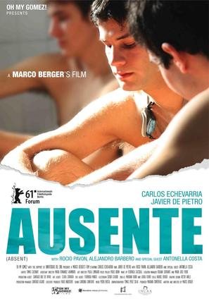 Ausente - Argentinian Movie Poster (thumbnail)