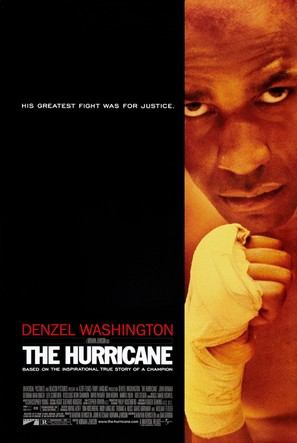 The Hurricane - Movie Poster (thumbnail)