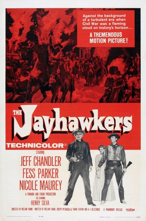 The Jayhawkers! - Movie Poster (thumbnail)