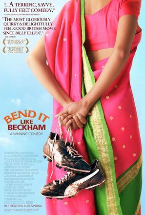 Bend It Like Beckham - Advance poster (thumbnail)