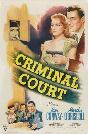 Criminal Court - Movie Poster (thumbnail)