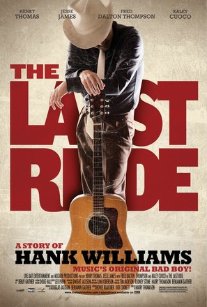 The Last Ride - Movie Poster (thumbnail)