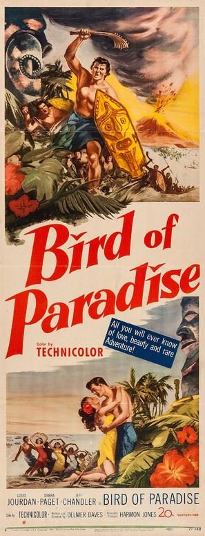 Bird of Paradise - Movie Poster (thumbnail)