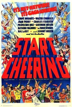 Start Cheering - Movie Poster (thumbnail)