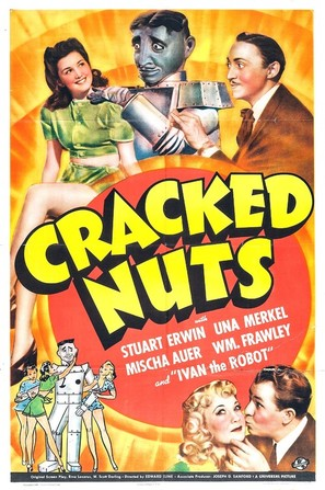 Cracked Nuts - Movie Poster (thumbnail)