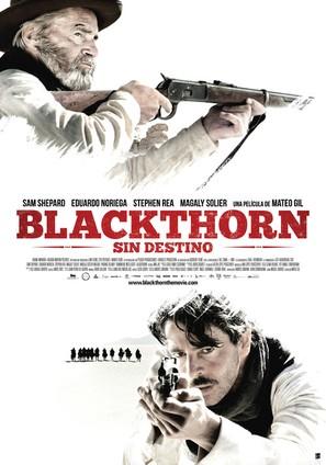 Blackthorn - Spanish Movie Poster (thumbnail)