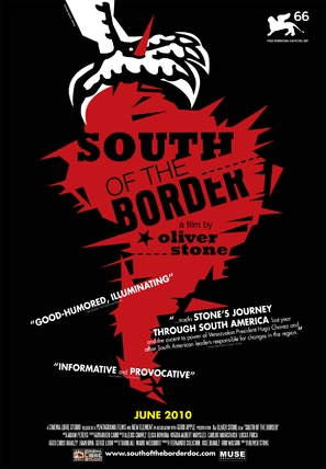 South of the Border - Movie Poster (thumbnail)