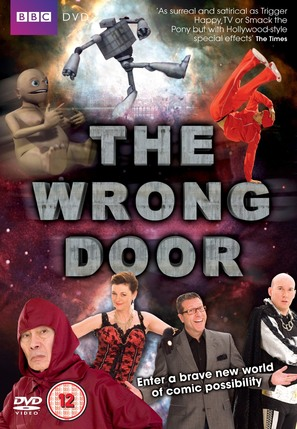 """""""The Wrong Door"""" - British DVD movie cover (thumbnail)"""