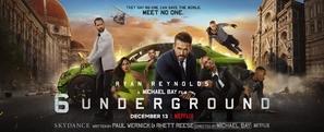 6 Underground - poster (thumbnail)