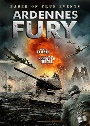 Ardennes Fury - DVD cover (thumbnail)