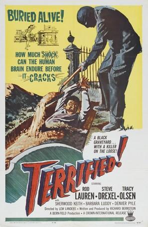 Terrified - Movie Poster (thumbnail)