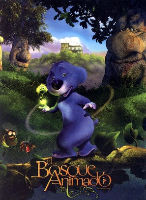Bosque animado, El - Spanish poster (thumbnail)