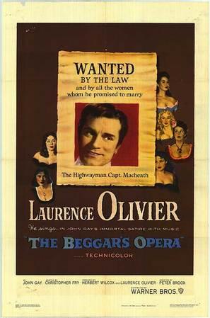 The Beggar's Opera - Movie Poster (thumbnail)