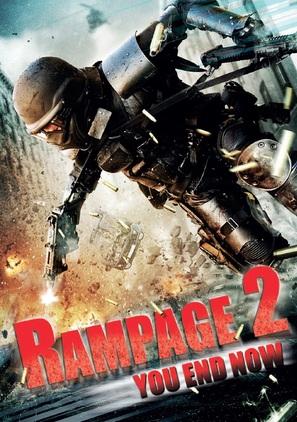 Rampage 2 - Movie Poster (thumbnail)