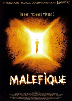 Maléfique - French Movie Poster (thumbnail)