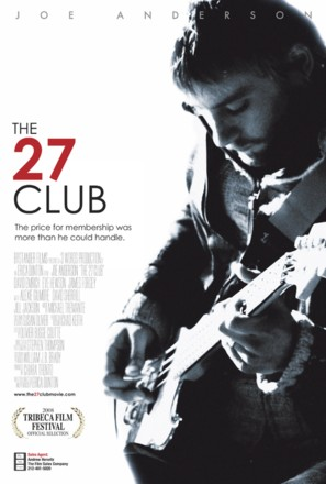 The 27 Club - Movie Poster (thumbnail)