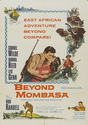 Beyond Mombasa - Movie Poster (thumbnail)