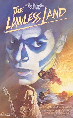 The Lawless Land - Movie Poster (thumbnail)