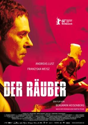 Der Räuber - German Movie Poster (thumbnail)