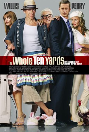 The Whole Ten Yards - Movie Poster (thumbnail)
