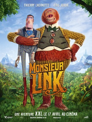 Missing Link - French Movie Poster (thumbnail)