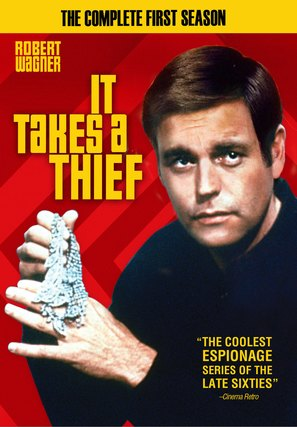 """It Takes a Thief"" - DVD movie cover (thumbnail)"