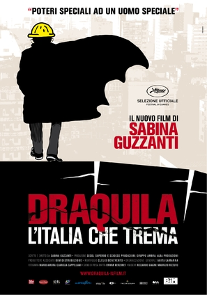 Draquila - L'Italia che trema - Italian Movie Poster (thumbnail)