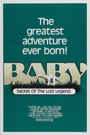 Baby: Secret of the Lost Legend - Movie Poster (thumbnail)