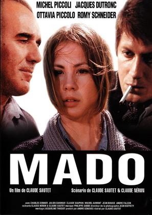 Mado - French Movie Poster (thumbnail)