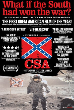 CSA: Confederate States of America - poster (thumbnail)