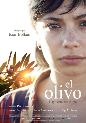 El olivo - Spanish Movie Poster (thumbnail)