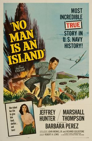 No Man Is an Island - Movie Poster (thumbnail)