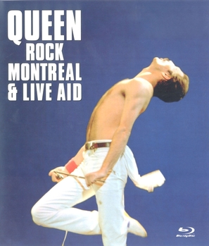 Queen Rock Montreal & Live Aid - Movie Cover (thumbnail)