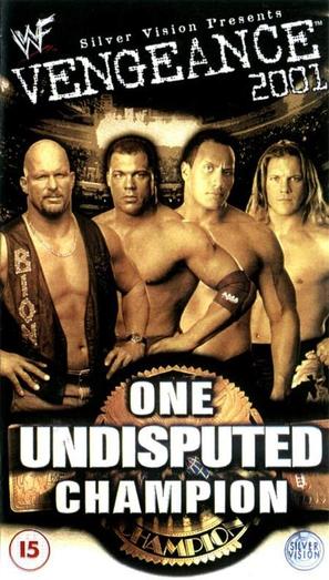 WWF Vengeance - Movie Cover (thumbnail)