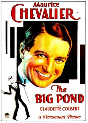 The Big Pond - Movie Poster (thumbnail)
