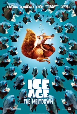Ice Age: The Meltdown - Movie Poster (thumbnail)