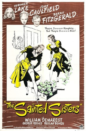 The Sainted Sisters - Movie Poster (thumbnail)
