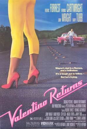 Valentino Returns - Movie Poster (thumbnail)