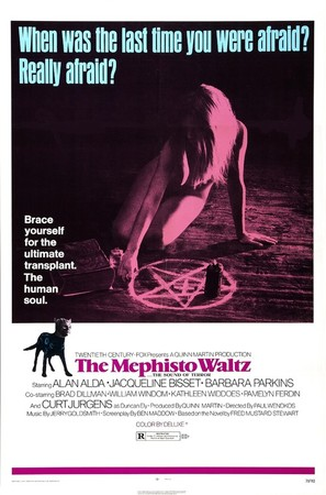 The Mephisto Waltz - Movie Poster (thumbnail)