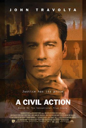 A Civil Action - Movie Poster (thumbnail)